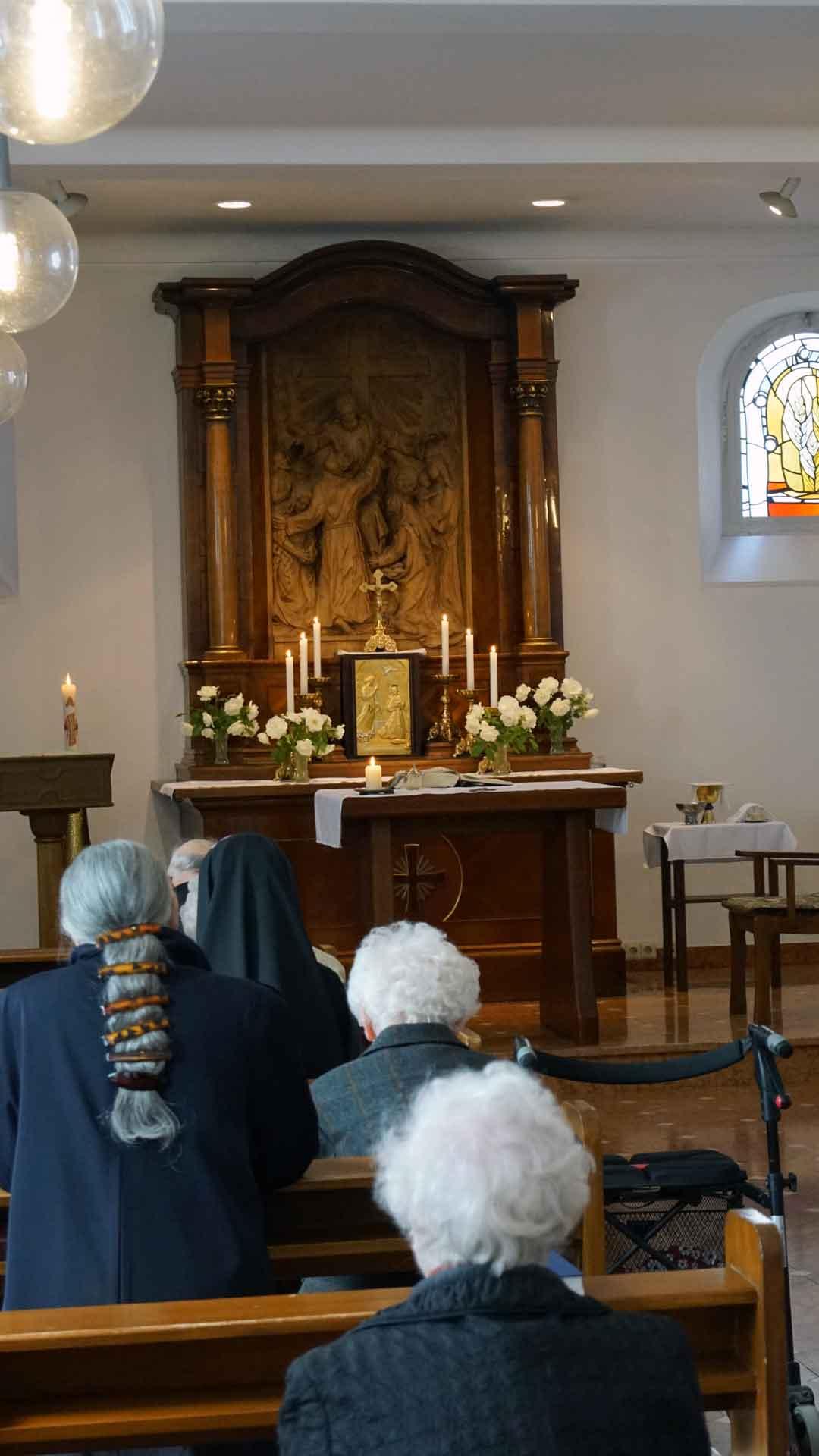 Seniorenzentrum BKS Hauskapelle St Anselmus