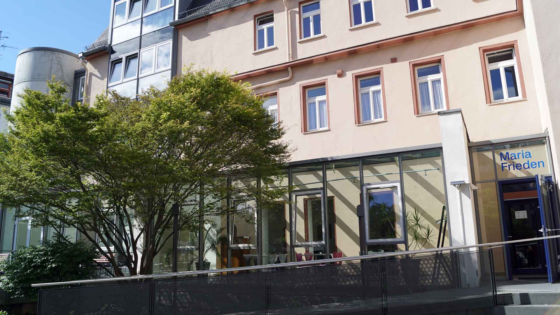 Konferenz- und Tagungshaus Maria Frieden - Seniorenzentrum BKS