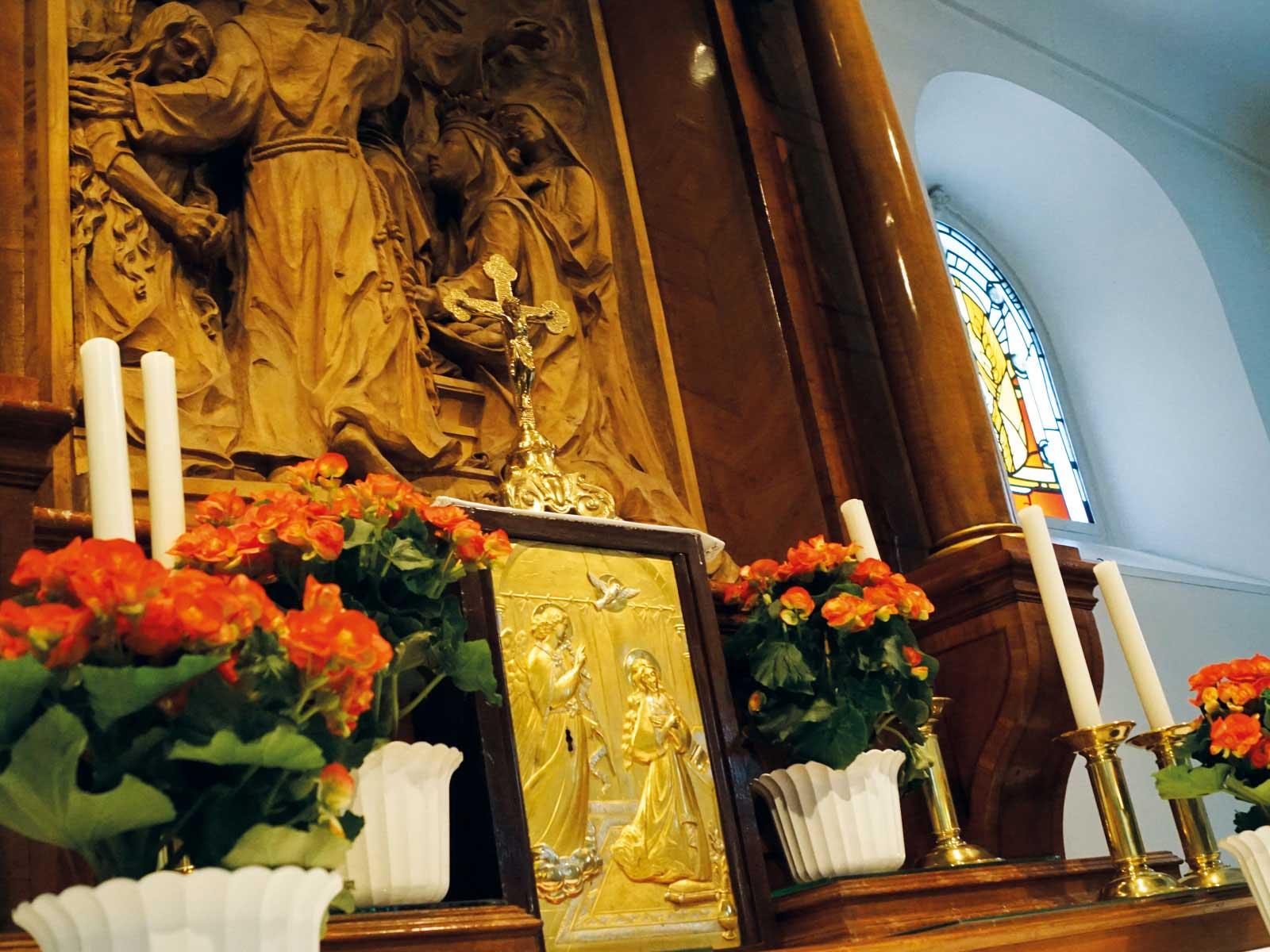Seniorenzentrum-Bruder-Konrad-Stift-Hauskapelle-St-Anselmus-Altar