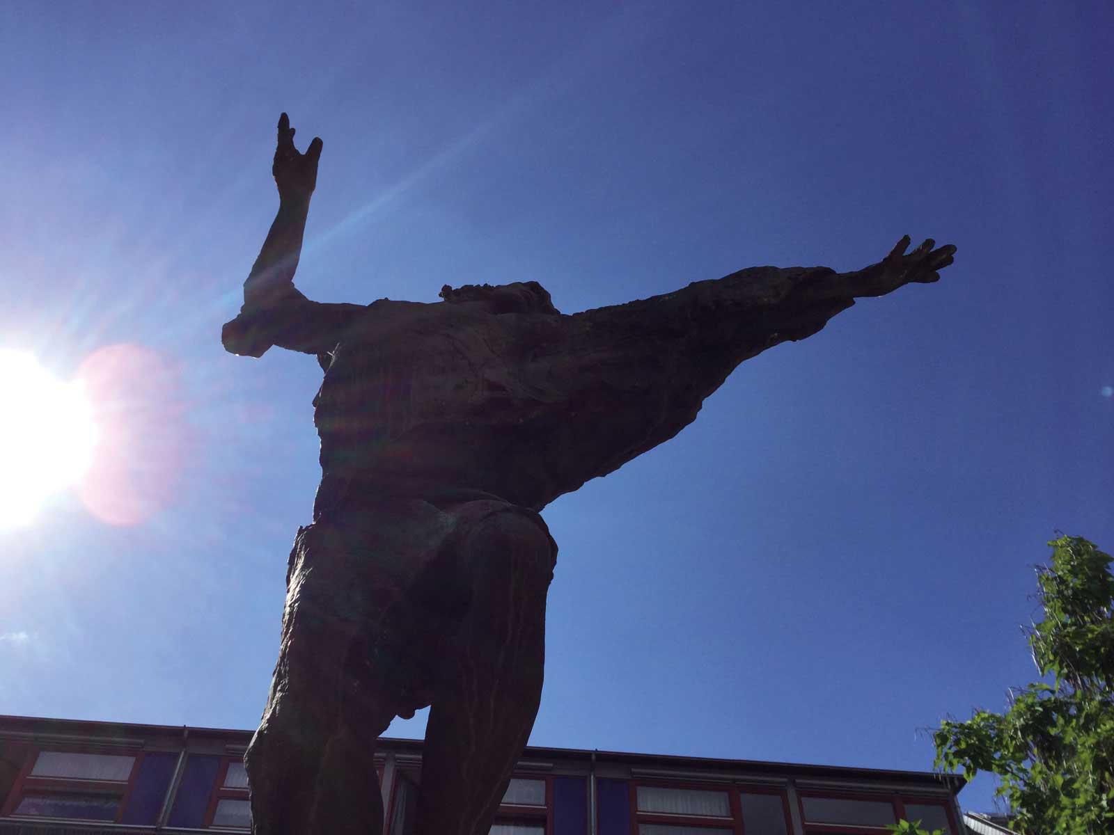 Seniorenzentrum-Bruder-Konrad-Stift-Statue-11