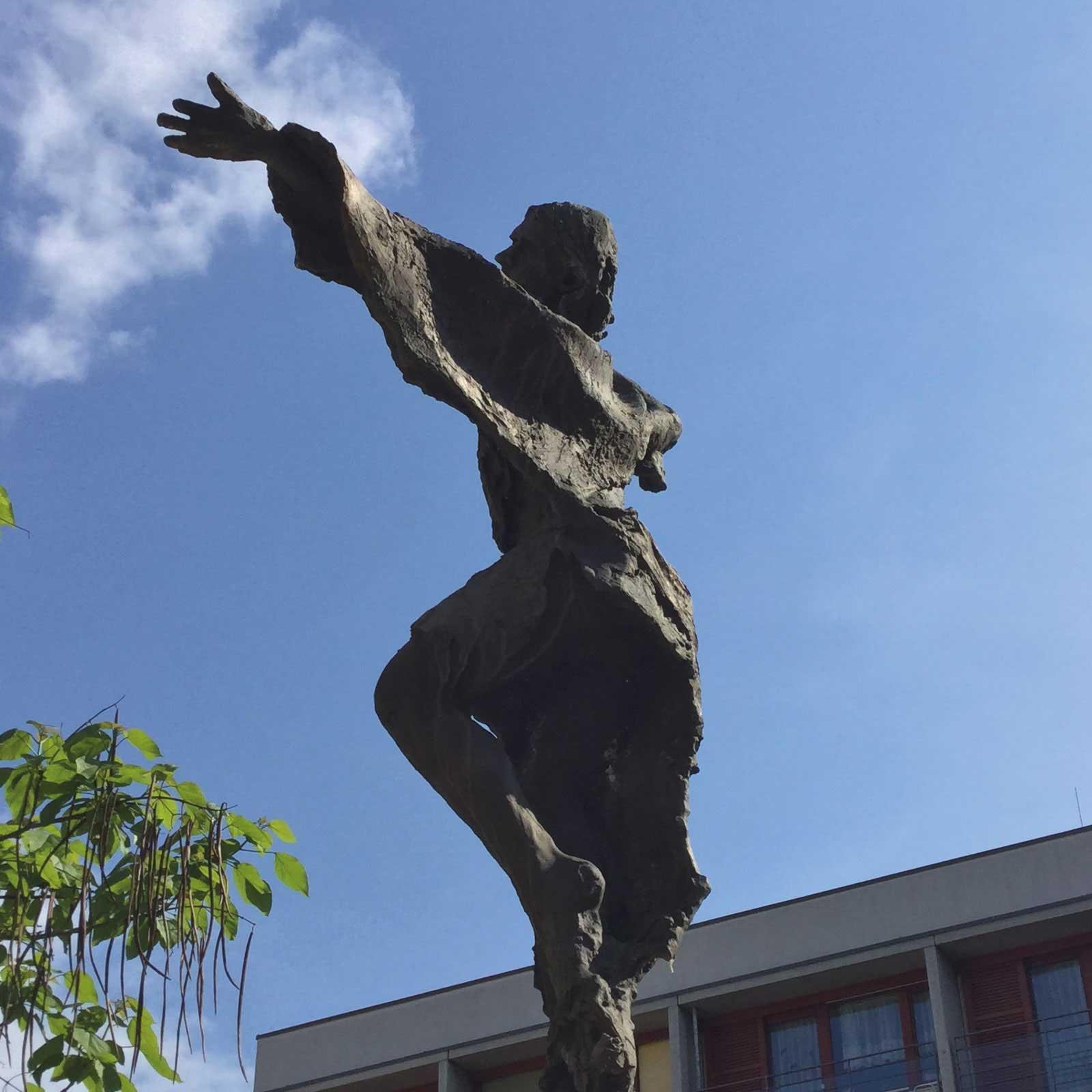 Seniorenzentrum-Bruder-Konrad-Stift-Statue-7