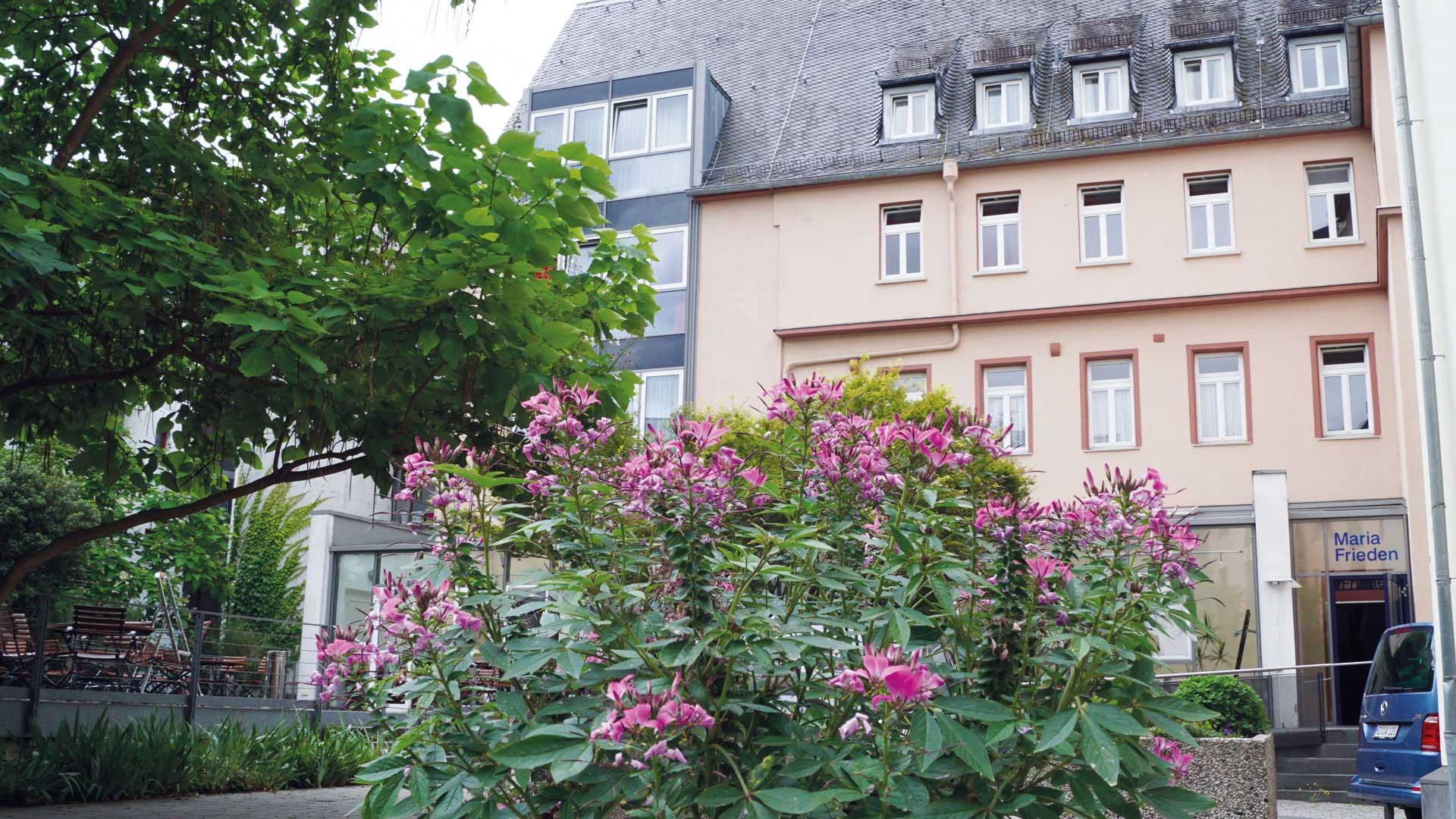 Seniorenzentrum-Bruder-Konrad-Stift-Tagungshaus-Maria-Frieden